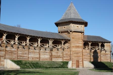 Дитячий табір козацька фортеця